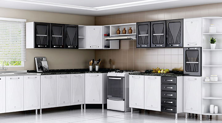 Modular Smart Kitchen - Smart kitchen
